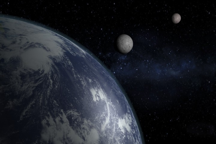 Surprise: NASA Has Confirmed That Earth Has A New Moon ...