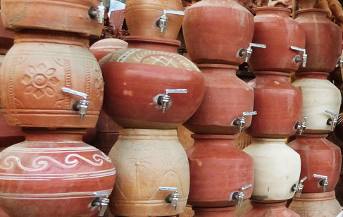 Keep Water Safe And Cool In An Earthen Pot Skymet