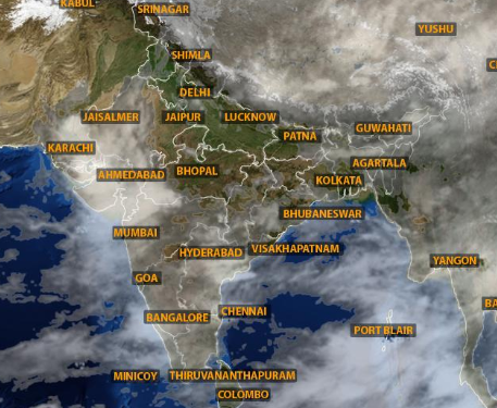 Weather forecast for the week in India 1st-5th July | Skymet Weather on