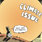 Global warming is not a threat