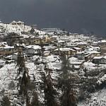 Snowfall Manali