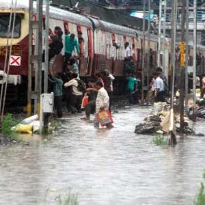 Climate change in India, rain in India