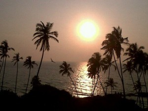 hot weather South India