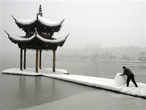 weather in China