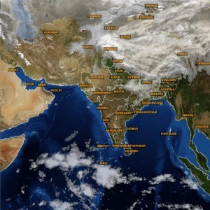 Weather All India