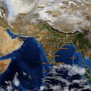 Weather condition in India