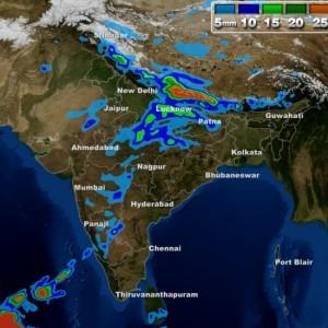Weather in Delhi