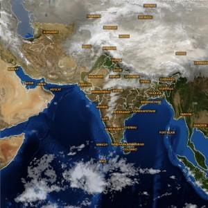 Weather in Jammu & Kashmir