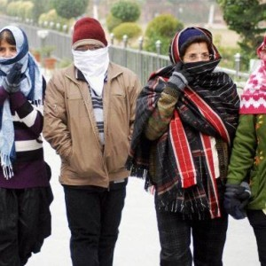 winter in India