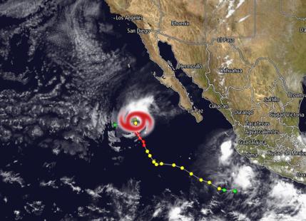 Tropical storm Rachel