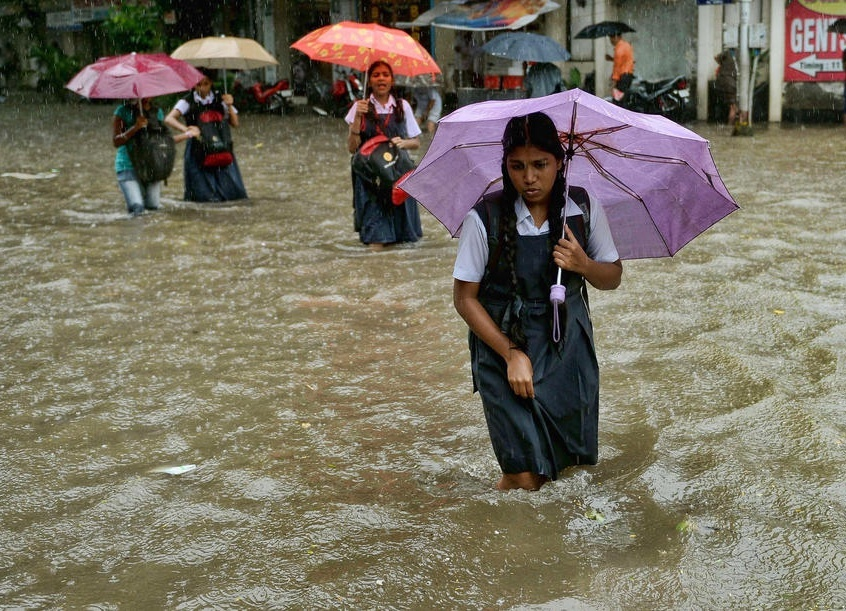 Southwest Monsoon Season Ends, Only One Sub-Division -6320