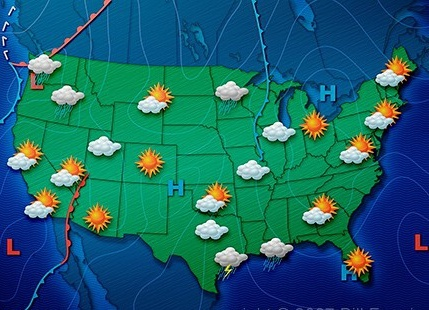 weather map usa cropped