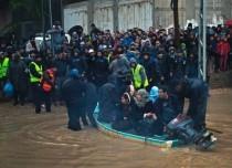 Flood in Gaza