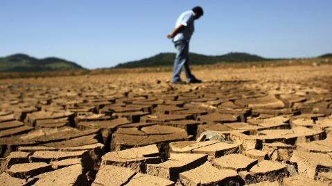 Sao Paulo Drought