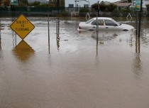 California braces up for a massive storm
