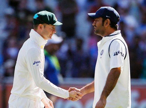 India Australia Test Series 2014