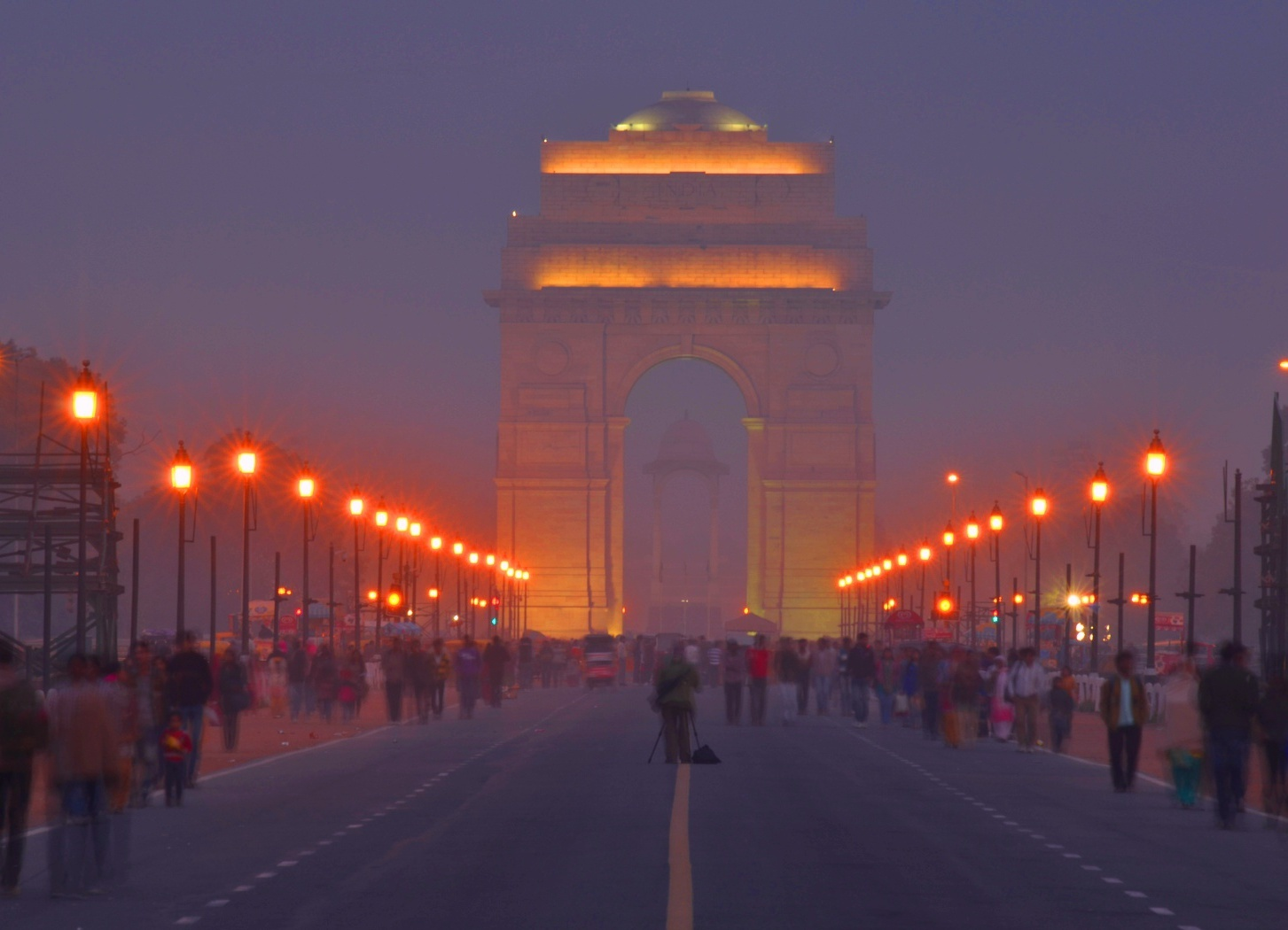 Rain Suppresses Air Pollution In Delhi Skymet Weather