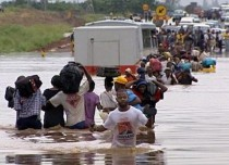 Floods In Africa and South America
