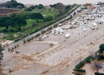 Flood in france