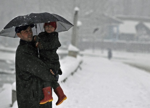 Weather in Jammu and Kashmir