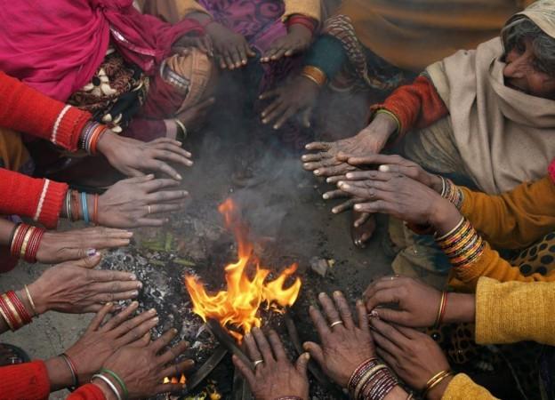 Cold in Gujarat