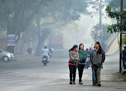 Coldest Places In Plains Of India