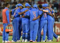 Carlton Mid Tri Series India England Perth