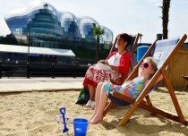 2014 Hottest Year In UK