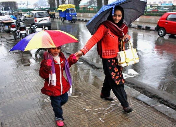 Jammu rain