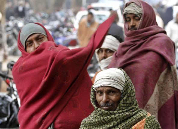 Winters in Uttar Pradesh