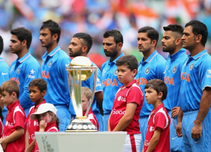 ICC World Cup 2015 India vs UAE