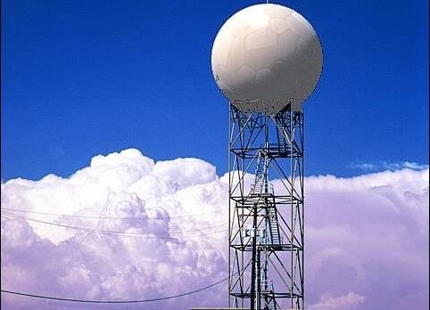 Srinagar Gets Hitech Weather Forecasting Doppler Radar Skymet - Hawaii radar doppler