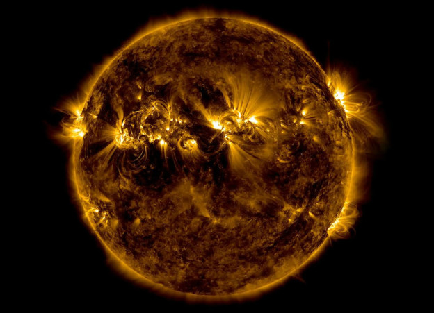 Sun SDO NASA