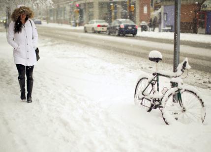 Northeast US Braces For Valentine's Weekend Snow