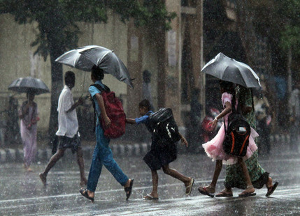 Eastern Uttar Pradesh and Bihar to receive good rain