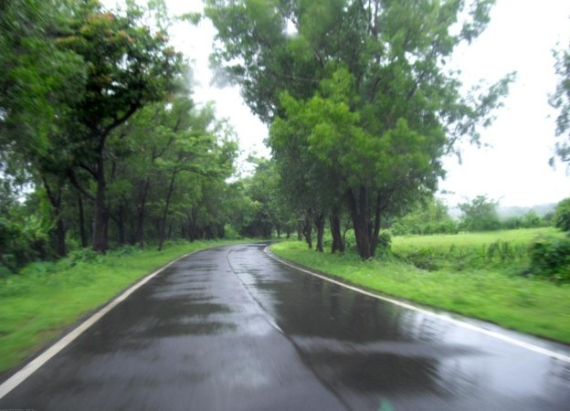 Rain in Maharshtra