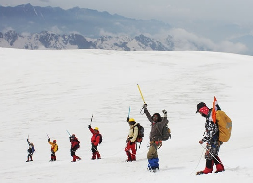 winter sport in Himachal Pradesh