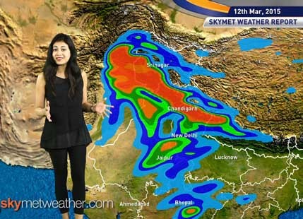 National Weather Video Report For 12-03-2015