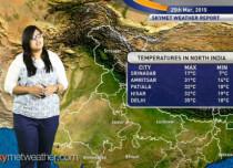 25-03-15 Skymet Weather Report