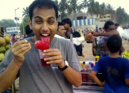 Heat in Mumbai