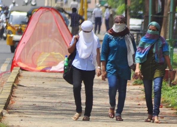 Odisha heat