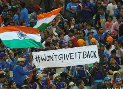 India Australia World Cup 2015
