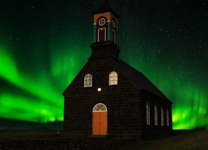 Northern Lights in US and UK