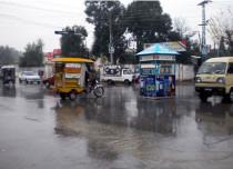 Rain in Pakistan