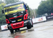 Truck Racing Season and F1 2015 Weather