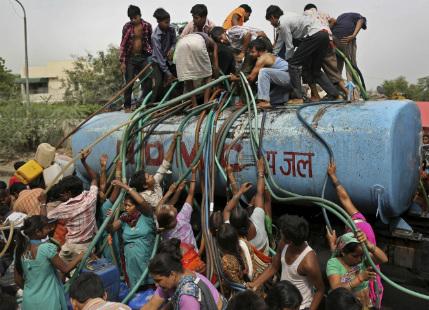 World Water Day Delhi Shortage
