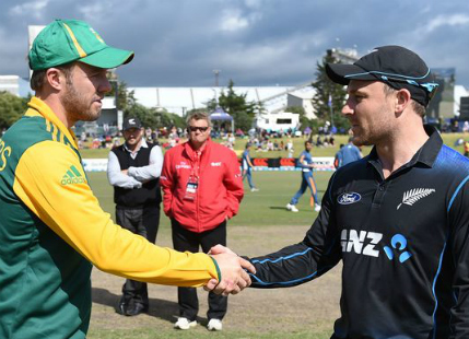 South Africa New Zealand Semifinal Weather