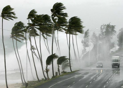 Difference Between Cyclone Hurricane Typhoon