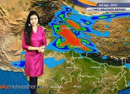 National Weather Video Report For 03-04-2015
