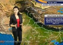 07-04-15 Skymet Weather Update
